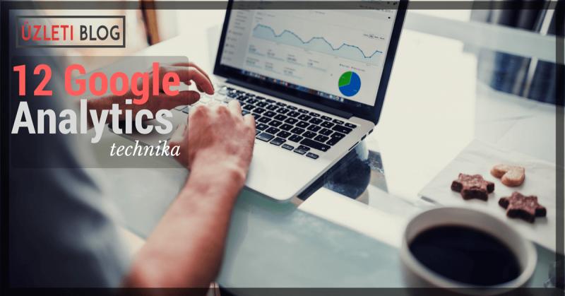 12 módszer az üzleti blogod fejlesztésére a Google Analytics segítségével