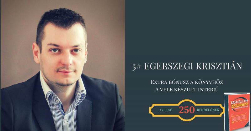 5# Bónusz - Egerszegi Krisztián - Hogyan négyszerezd a forgalmad