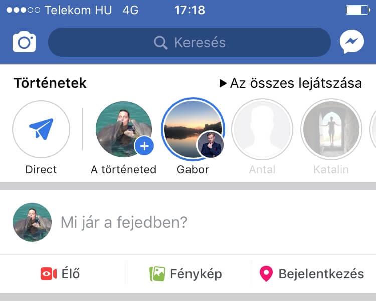 Hogyan használd a vállalkozásodban a Facebook Frame, avagy a kamera effekt eszközt?