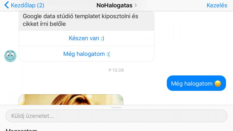 Így segít a chatbot leszámolni a halogatással