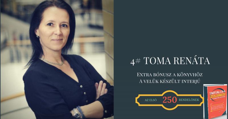 4# Mobil App napi 1000 Ft-ért? Interjú Toma Renátával